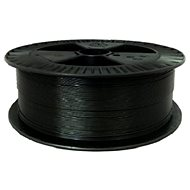 PLASTY MLADEC 1.75mm PLA 2kg Black - 3D Printing Filament