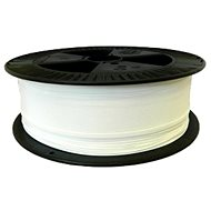 PLASTY MLADEC 1.75mm PLA 2kg White - 3D Printing Filament