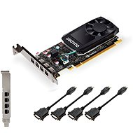 PNY NVIDIA Quadro P620 DVI - Graphics Card