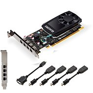 PNY NVIDIA Quadro P1000 - Graphics Card