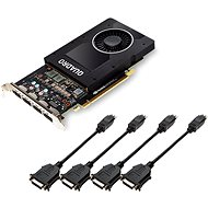 PNY NVIDIA Quadro P2000 - Graphics Card