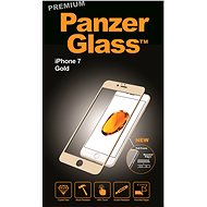 PanzerGlass Premium for Apple iPhone 7/8 Gold
