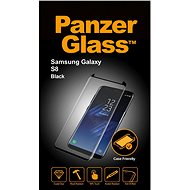 PanzerGlass for Samsung S8 Black Case Friendly - Glass protector