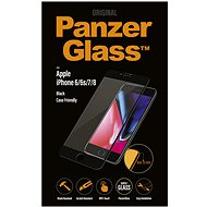 PanzerGlass Edge-to-Edge for Apple iPhone 6 / 6s / 7/8 black (CaseFriendly) - Glass protector