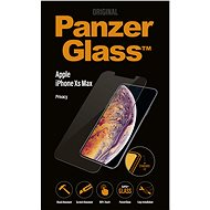 PanzerGlass Standard Privacy for Apple iPhone XS Max Clear - Glass protector