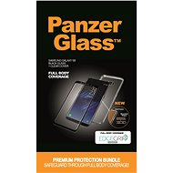 PanzerGlass Premium Bundle for Samsung Galaxy S8 Clack + Case - Glass protector
