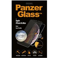 PanzerGlass Edge-to-Edge Privacy for Apple iPhone XS Max Black with CamSlider - Glass protector