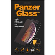 PanzerGlass Edge-to-Edge Privacy for Apple iPhone X/XS Black - Glass protector