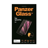 PanzerGlass Edge-to-Edge for Sony Xperia 10 black - Glass protector