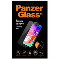PanzerGlass Edge-to-Edge for Samsung Galaxy A70 black - Glass protector