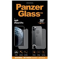 PanzerGlass Standard Bundle for Apple iPhone 11 Pro (Standard Fit + Clear TPU Case) - Glass protector