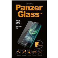 PanzerGlass Edge-to-Edge for Nokia 6.2 / 7.2, Black - Glass protector