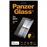 PanzerGlass Edge-to-Edge for Sony Xperia 5, Black - Glass protector