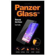 PanzerGlass Edge-to-Edge for Motorola One Vision clear - Glass protector