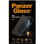 PanzerGlass Standard Privacy for Apple iPhone X/XS/11 Pro clear - Glass Protector
