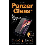 PanzerGlass Edge-to-Edge for Apple iPhone 6/6s/7/8/SE 2020, Black - Glass Protector