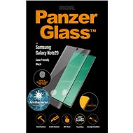 PanzerGlass Premium AntiBacterial for Samsung Galaxy Note 20, Black - Glass protector