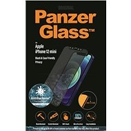 """PanzerGlass Edge-to-Edge Privacy Antibacterial for Apple iPhone 5.4 """"Black - Glass protector"""