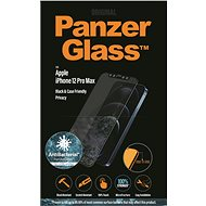 """PanzerGlass Edge-to-Edge Privacy Antibacterial for Apple iPhone 6.7 """"Black - Glass protector"""