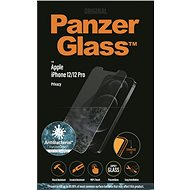 PanzerGlass Standard Privacy Antibacterial for Apple iPhone 12/12 Pro, Clear - Glass protector