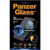 PanzerGlass Edge-to-Edge for Apple iPhone X/Xs/11 Pro, Black, with Anti-BlueLight Coating