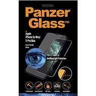 PanzerGlass Edge-to-Edge for Apple iPhone Xs Max/11 Pro Max, Black, with Anti-BlueLight Coating