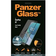 PanzerGlass Edge-to-Edge Antibacterial for OnePlus 8T Black - Glass protector