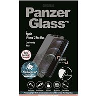 PanzerGlass Edge-to-Edge Antibacterial for Apple iPhone 12 Pro Max with Pink Swarovski CamSlider