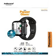 PanzerGlass Full Protection for Apple Watch 4/5/6/SE 40mm (Black Frame) - Glass Protector