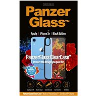 PanzerGlass ClearCase for Apple iPhone XR, Black Edition - Mobile Phone Case
