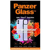 PanzerGlass ClearCase for Apple iPhone 11, Black Edition - Mobile Phone Case