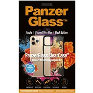 PanzerGlass ClearCase for Apple iPhone 11 Pro, Black Edition - Mobile Phone Case