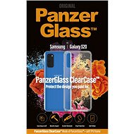 PanzerGlass ClearCase for Samsung Galaxy S20 - Mobile Phone Case
