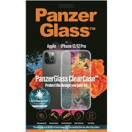 PanzerGlass ClearCase Antibacterial for Apple iPhone 12/iPhone 12 Pro - Mobile Case