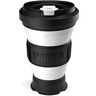 POKITO Collapsible Coffee Cup, 3-in-1, Blackberry - Mug