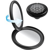 PopSockets PopTop Gen.2 PopMirror Mystic Mandala with Removable Top Mirror - Holder