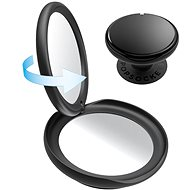 PopSockets PopGrip Gen.2 PopMirror, Black with Mirror