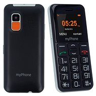 CPA Halo Easy Black - Mobile Phone