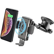 Cellularline Pilot Instant Wireless, Black - Mobile phone holder