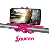 """CELLY Squids for Phones up to 6.2 """" Pink - Car Holder"""