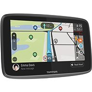 TomTom GO Camper World LIFETIME maps - GPS Navigation