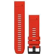 Garmin QuickFit 26 silicone red - Watch band