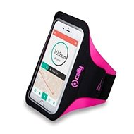 "CELLY ARMBAND for phones up to 6.2"", pink - Case for mobile phone"