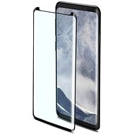 CELLY Privacy 3D for Samsung Galaxy S9 Black - Glass protector
