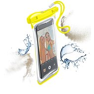 CellularLine VOYAGER 2019 yellow - Mobile Phone Case