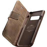 Cellularline Supreme for Samsung Galaxy S10 Brown - Mobile Phone Case