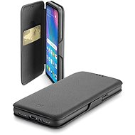 CellularLine Book Clutch for Huawei P30 Lite Black