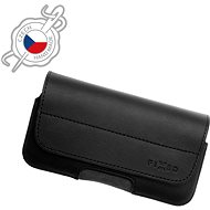 FIXED Genuine Cowhide Leather Horizontal Size 5XL Black - Mobile Phone Case