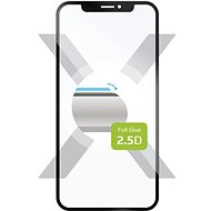 FIXED FullGlue-Cover for OnePlus 9 Pro black - Glass Protector