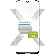 FIXED FullGlue-Cover for Nokia 1.4 Black - Glass protector